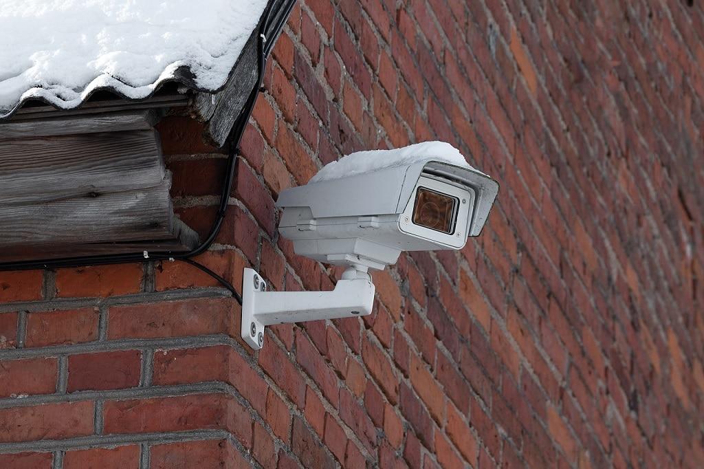Professional Security Camera Installation